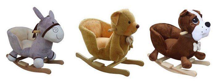 babyGO Sale bei vente privee   z.B. Schaukeltier Esel für 37,90€ (statt 45€)