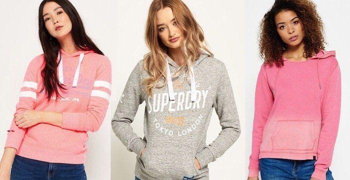 Superdry Damen Pullover viele neue Modelle für je 29,95€