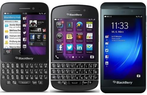 Blackberry Angebote