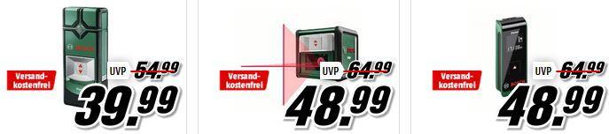 Media Markt Bosch Tiefpreisspätschicht   günstige Bosch Werkzeuge und Zubehör
