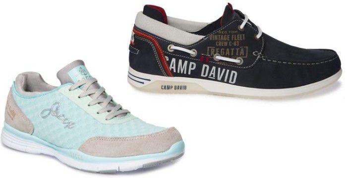 Camp David Bootsschuhe für Damen und Herren ab 44,95€ (statt 99€)