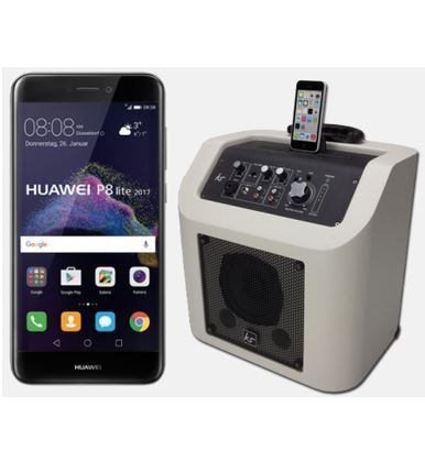 Knaller! Congstar AllNet + 1GB Daten Flat für 20€ mtl. + Smartphone und KitSound Kingston Bluetooth Lautsprecher (Wert 524€)