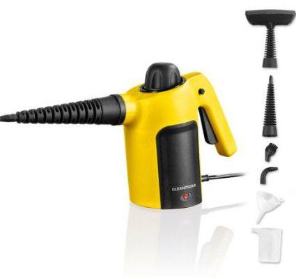 CLEANmaxx Handdampfreiniger 800W für 22,99€