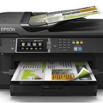 Epson WorkForce WF-7610DWF – 4 in 1 Multifunktionsgerät mit Duplexdruck in DIN A3 für 129,90€