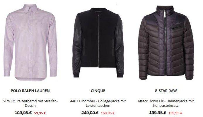 Frühjahrsrabatt e1490139939412 Peek & Cloppenburg* Frühjahrs Sale mit bis zu 81% Rabatt + VSK frei + 10% Gutschein
