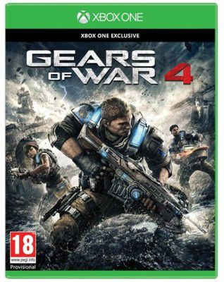 Gears of War 4 (Xbox One) für 23€ (statt 30€)