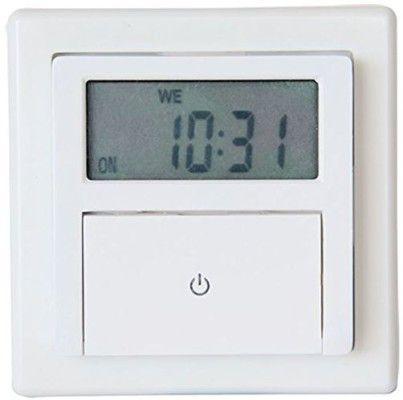 GAO   digitale Unterputz Zeitschaltuhr für 19,99€