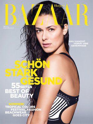 5 Ausgaben Harpers Bazaar für 27€ + 25€ Verrechnungsscheck