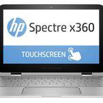HP Spectre x360 13 Zoll Convertible i7 mit 256 GB SSD (M2) für 888€