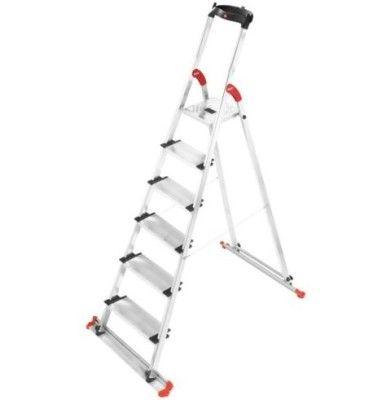 Hailo XXL Garden & Home 6 Stufen Leiterstatt 129€ für 99,90€
