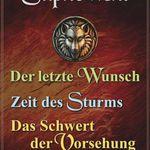Die komplette Hexer-Saga I (Kindle Ebook) gratis
