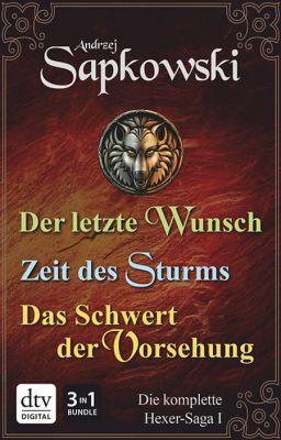 Die komplette Hexer Saga I (Kindle Ebook) gratis