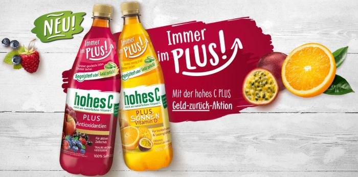 Hohes C Plus gratis