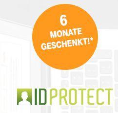 Nur für Telekom Kunden: 6 Monate ID Protect kostenlos statt 23,70€