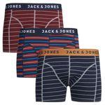 JACK & JONES – 3er Pack Herren Boxershorts in div. Größen für 24,90€
