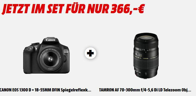 Media Markt CANON Tiefpreisspätschicht   günstige Kameras, Kits und Drucker