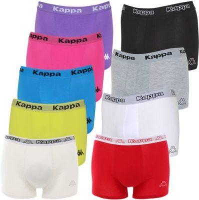 Kappa Herren Boxershort versch. Farben Größen   10er Pack für 26,99€