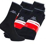 Kappa Herren Socken – 20er Set in 3 Farben für je 14,99€