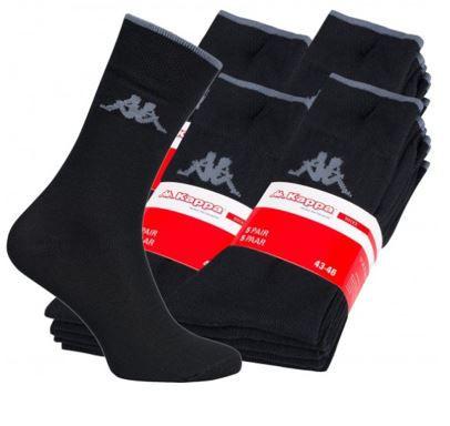 Kappa Herren Socken   20er Set 3 Farben für nur 17,99€