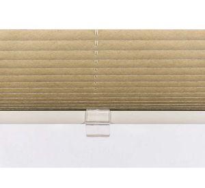 Klemmfix Faltrollo PREMIUM Plissees div. Größen u. Farben ab je 11,90€