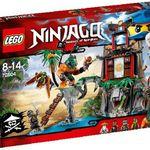 Lego Ninjago Schwarze Witwen-Insel (70604) für nur 31,98€