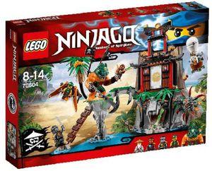 Lego Ninjago Schwarze Witwen Insel (70604) für nur 31,98€