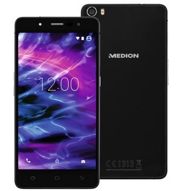 MEDION LIFE S5004   5 Zoll DualSIM Android 5.1 Smartphone für 111€
