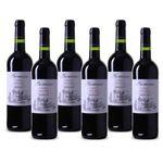 Promesse Merlot Pays d, Oc – 6 Flaschen Rotwein Südfrankreich 2015 für 26,94€