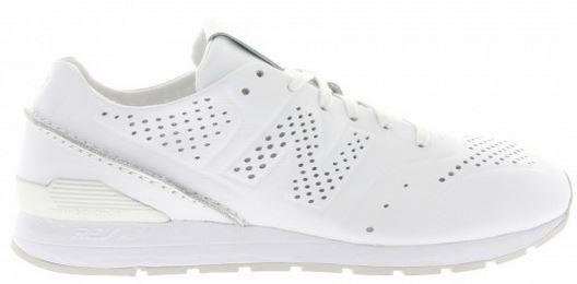 New Balance 996 Deconstructed Unisex Echtleder Sneaker für 39,99€ (statt 70€)