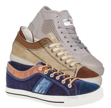 Nebulus   verschiedene Damen und Herren Sneaker für je Paar nur 19,99€