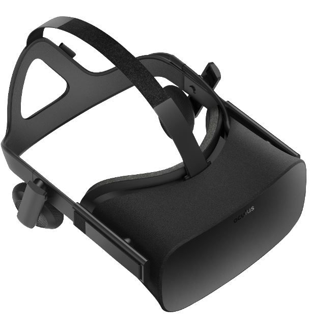 OCULUS Rift VR Virtual Reality Brille