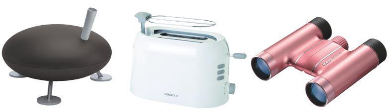 Saturn Online Offers vom Wochenende   z.B.KENWOOD TTP 220, Toaster statt 33€ für 19€