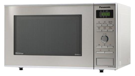 Panasonic NN GD371   Mikrowelle mit Grillfunktion für 111€ (statt 145€)