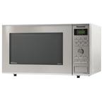 Panasonic NN-GD371S – Mikrowelle mit Grillfunktion für 129€ (statt 161€)
