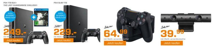 Saturn Weekend Sale: u.a. WWE 2K17   PS 4   XBox one für 29,99€