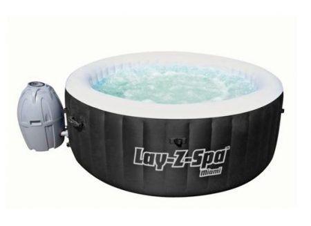 Bestway Lay Z Spa Miami Whirlpool für 293€ (Preisvergleich 378€)