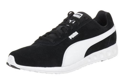 Puma Fallon Carson Puma Fallon Suede Carson   Wildleder Herren Sneaker statt 40€ für 26,96€