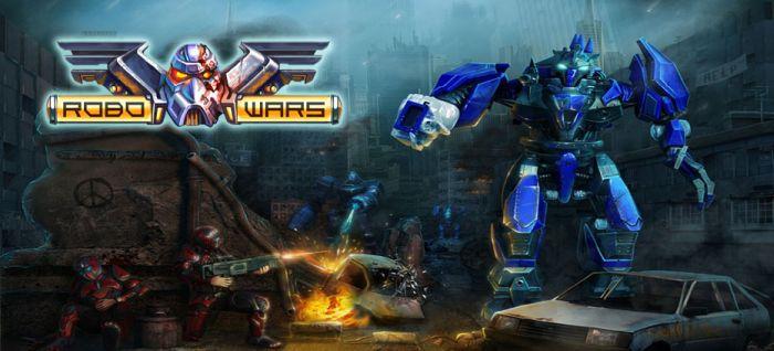 Robo Wars (Steam Key) gratis