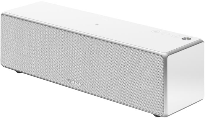 Sony SRS ZR7   schwarzer Bluetooth Lautsprecher mit NFC + Chromecast Audio für 149€ (statt 245€)