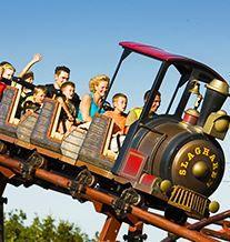 Tagesticket für den Freizeitpark Slagharen (NL) für nur 15,50€ (statt ~23€)