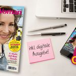 3 Ausgaben SmartWoman (Print + Digital) gratis – Kündigung notwendig