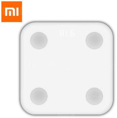 Xiaomi Smartscale 2 (Bluetooth, Körperfettmessung) für 37,69€