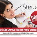 SteuerGO 2017 gratis (statt 24,95€)