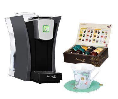 Media Markt Teeaktion & Zubehör: z.B.  SPECIAL.T Mini.T Teemaschine (1470 Watt, 1.3 Liter) für 49€