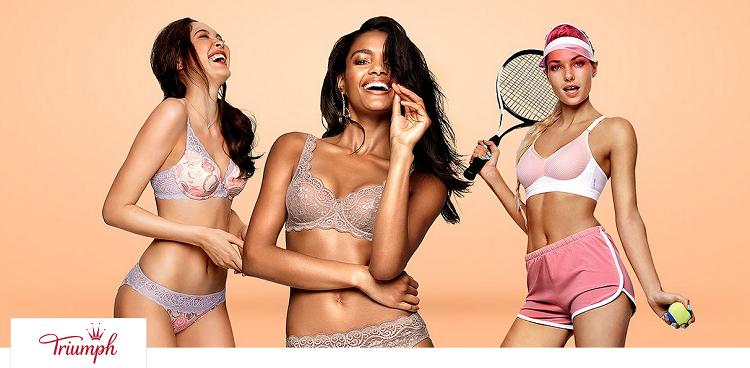 Triumph Damen Unterwäsche Sale mit bis zu 70% Rabatt   Panties ab 4,50€