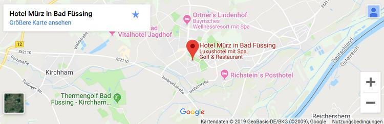2 ÜN in Bad Füssing inkl. Verwöhnpension & Wellness ab 159€ p.P.
