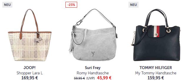 20% Rabatt auf alle Taschen bei Mirapodo   z.B. rieker Handtaschen ab 6,94€