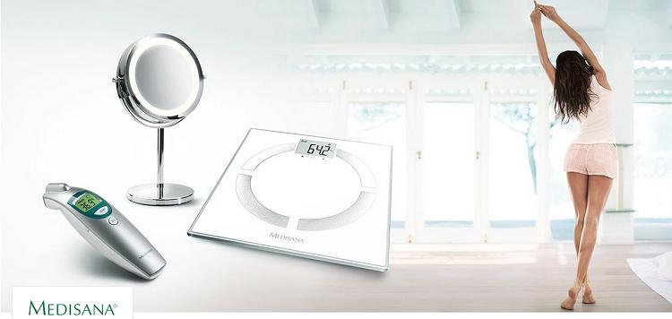 Medisana Sale bei vente privee   z.B. MEDISANA BS 440 Körperanalysewaage mit Bluetooth ab 47,90€ (statt 60€)