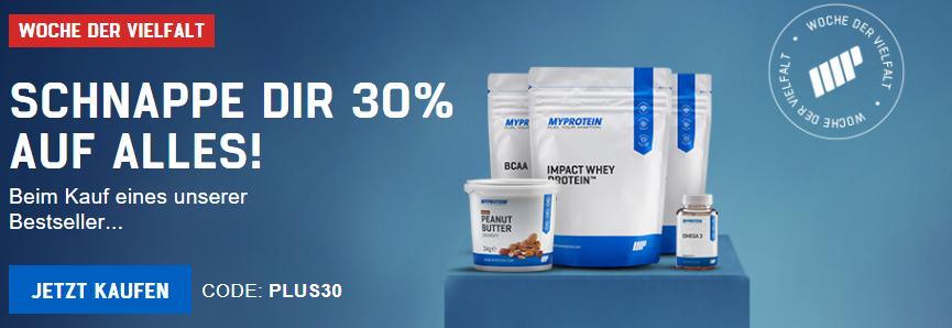 Unbenannt14 MyProtein: 30% Rabatt auf alles + VSK frei ab 49€