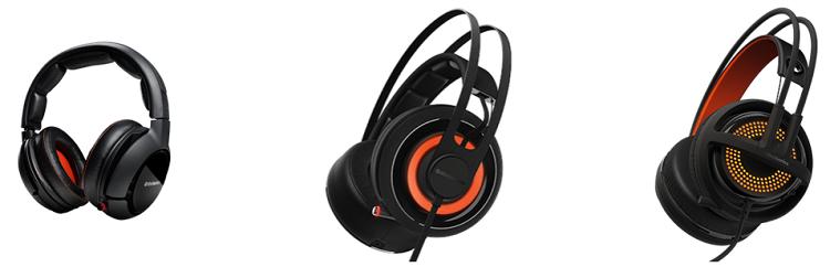 Steelseries   Headsets, Kopfhörer, Eingabegeräte und Bundles für gute Preise   z.B. 2x Siberia X800 für 299€ (statt 478€)